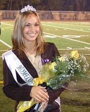2004 Homecoming Queen Jillian Kalkstein