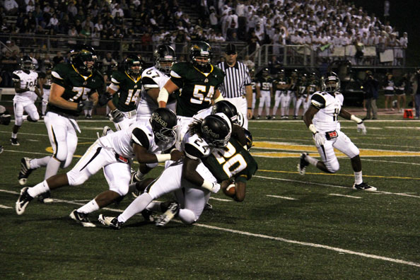 Gators lose on last second FG to Penn-Trafford, 16-14