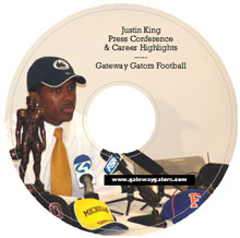 Justin King Press Conference DVD